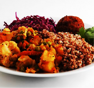 Vega Restauracja Weganska Vegan Restaurant Kuchnia Pelna